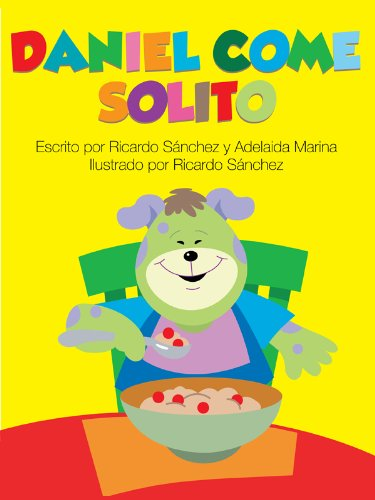 Daniel Come Solito por Ricardo Sánchez