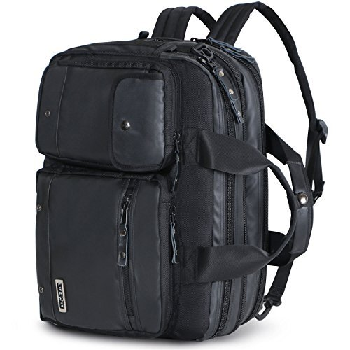 8d464f92e7 15.6'Borsa Zaino per Laptop, Lifewit Zaino per PC Portatili 3 in 1 Con