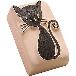 LaDot - Tatuaje temporal, piedra de estampación, gato 2