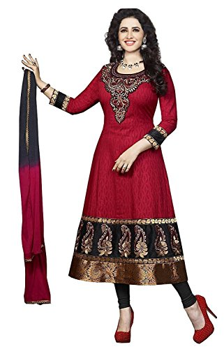 Lady Loop Women'S Cotton Dress Material Salwar Suit Set (Avsar...