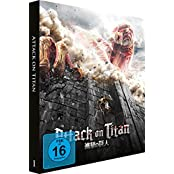 Attack on Titan - Film 1 - Steelbook