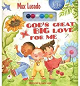 (GOD'S GREAT BIG LOVE FOR ME: A JOHN 3:16 BOOK [WITH INTERACTIVE COLORFUL BEADS]) BY Hardcover (Author) Hardcover Published on (02 , 2008)