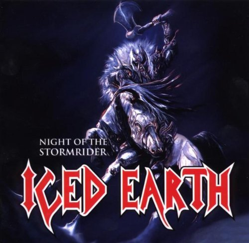 Night of the Stormrider by Iced Earth (2008-04-29) -