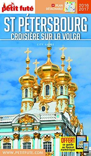 Guide Saint-Pétersbourg 2016 Petit Futé