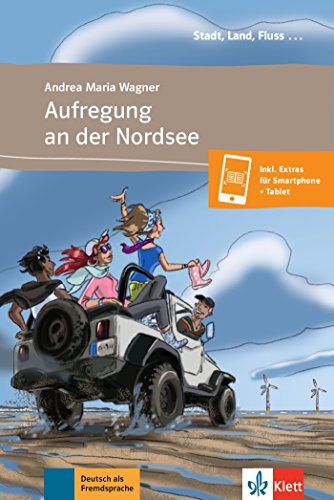 Aufregung an der nordsee, libro por Andrea Maria Wagner