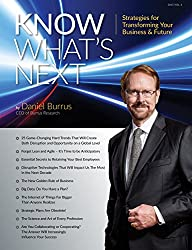 Know What's Next Magazine 2015: Strategies for Transforming Your Business and Future (English Edition)