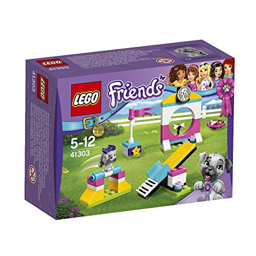 LEGO Friends 41303 - Welpenspielplatz -