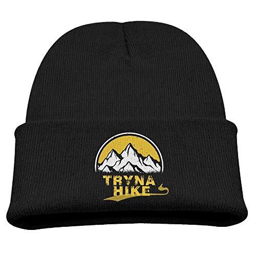Rghkjlp Tryna Hike1 Kleinkind-Baby-Wintermützen Warm Knit Beanie Skull Hats Multicolor48 -