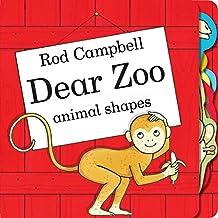 Dear Zoo Animal Shapes (Dear Zoo & Friends)