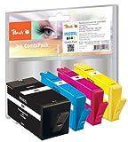 Peach Spar Pack Tintenpatronen kompatibel zu HP No. 920XL