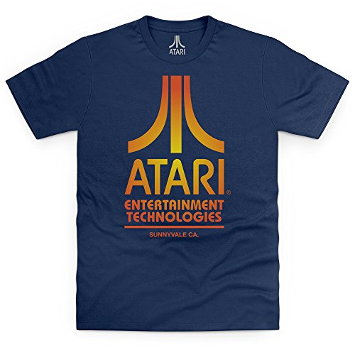 Official Atari Entertainment Tee