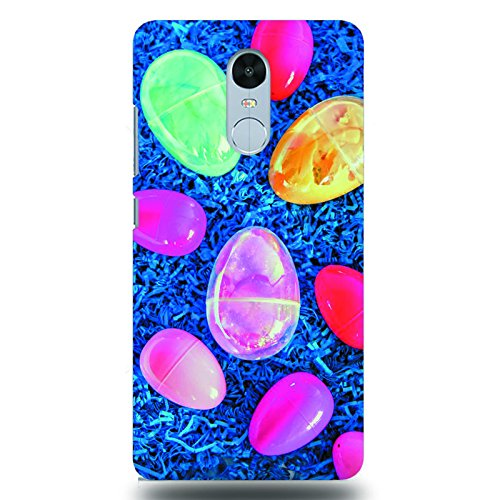 Dark Horse Redmi Note 4 Mobile Case - Abstract Pattern