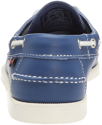 Sebago Docksides Chaussures Bateau Homme Bleu (Royal Blue)