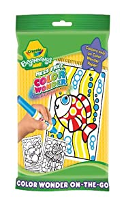 Crayola Comienzos Color Maravilla On-The-Go Coloración