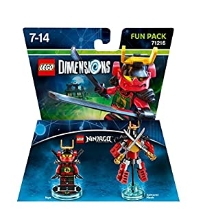 Figurine 'Lego Dimensions' - Nya - Lego Ninjago (B00VJWSDFW) | Amazon Products