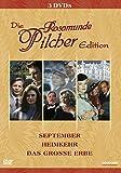 Die Rosamunde Pilcher Edition [3 DVDs]
