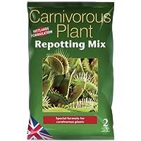 Carnivorous Plant Repotting Mix. 2L - Sustrato para Plantas Carnívoras