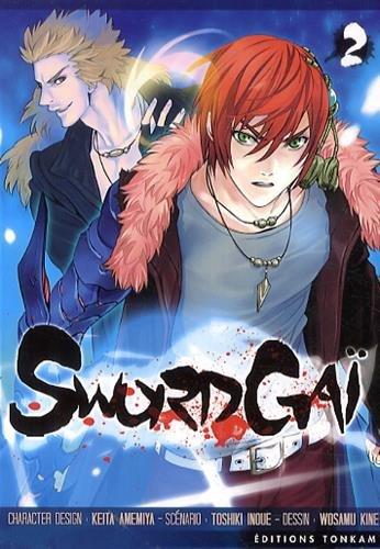 Swordgaï Edition simple Tome 2