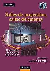 Salles de projection, salles de cinéma - Conception, réalisation, exploitation
