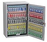 Phoenix Professionelle Schlüsselschränke KC0604K mit Schlüsselschloss (200 Haken)