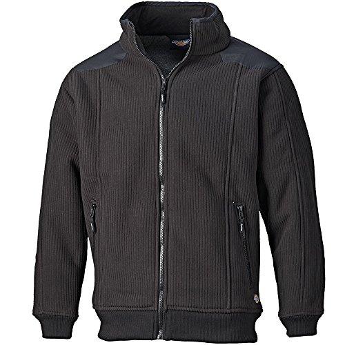 Dickies Fleece-Zipjacke schwarz BK XXL, EH89001