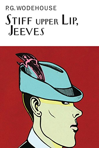 Book cover for Stiff Upper Lip, Jeeves