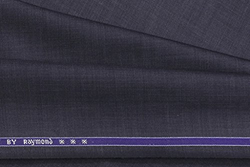 Raymond Dark Blue Trouser Fabric For Men - 1.3 Meters
