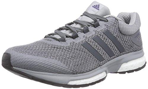 adidas Response Boost Herren Sneakers Grau (Vista Grey S15/Dark Grey/Mid Grey S14)