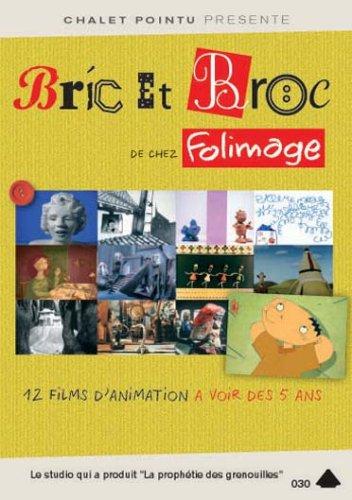 Bric et broc de chez Folimage : 12 films d'animation à voir dès 5 ans
