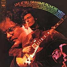 Live At Bill Graham's Fillmore West