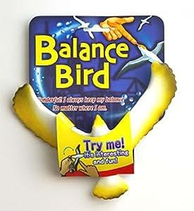 Magischer Vogel - Balance Bird, der schwebende Vogel