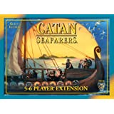 The Settlers of Catan Seafarers Expansion: 5/6 Player Extension
