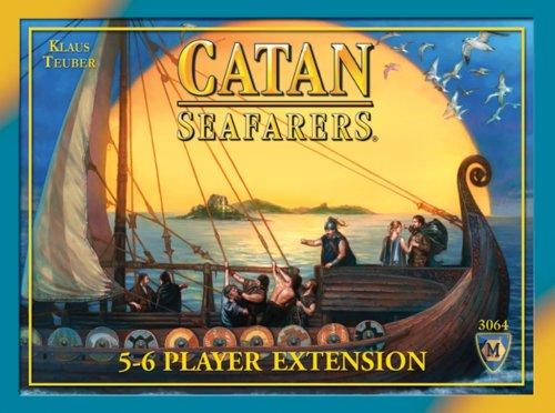 Mayfair 03064 - Seafarers of Catan 5 und 6 Player