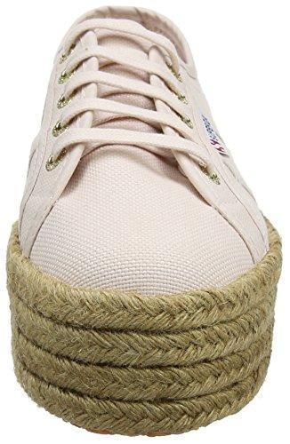 Superga 2790-Cotropew, Sneaker Donna Pink (Pink Skin)