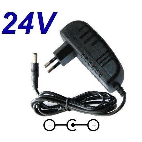 CARGADOR ESP - Ladegerät Aktuelle 24V Ersatz für Staubsauger Roboter VILEDA Cleaning Robot C8 Netzadapter Netzteil Replacement