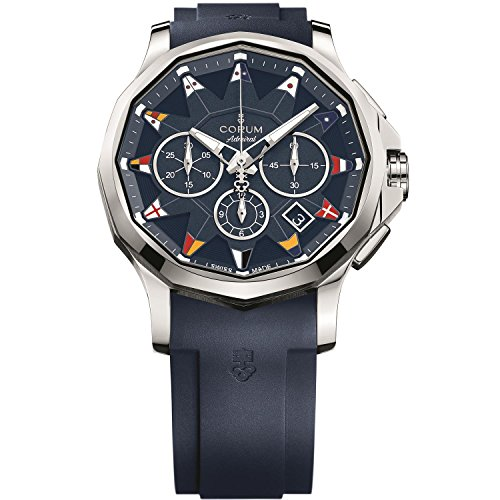 CORUM Admiral Legend 42 Homme 42MM Automatique Montre 984.101.20/F373 AB12