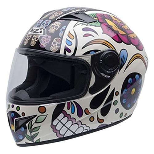 NZI Must II Graphics Casco De MotoMexican