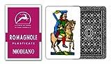 Modiano Romagnole 51 - Carte da gioco regionali