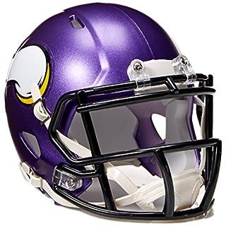 NFL Riddell Football Speed Mini Helm Minnesota Vikings