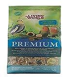 Living World Premium Mix For Cockatiels & Lovebirds, 908 g (2 lb)
