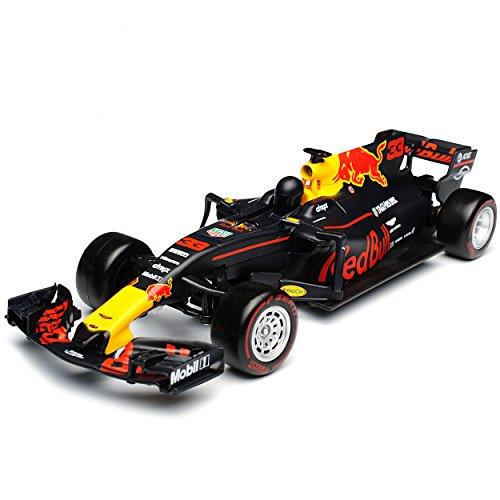 RC Rennwagen kaufen Rennwagen Bild 1: Maisto Red Bull RB13 Max Verstappen Nr 33 Formel 1 2017 27 MHz RC Funkauto 1/24 Modell Auto*