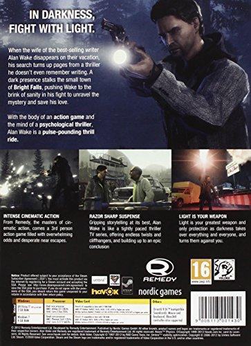 Alan Wake - Special Edition  screenshot