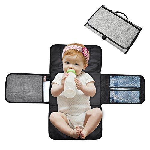 Pueri Cambiadores de Pañales para Bebés Portátiles