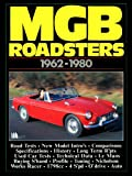 MG MGB Roadsters 1962-80 (Brooklands Road Tests)