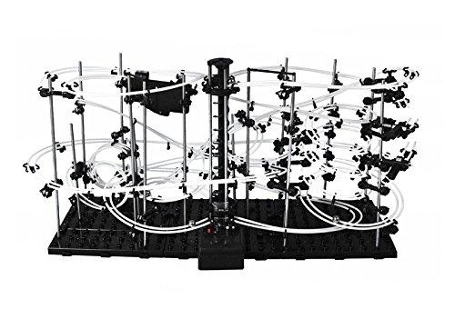 Iso Trade SpaceRail Kugelbahn Space Spacewarp Level 4 Murmelbahn Stahlkugeln #1373