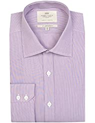 Hawes & Curtis Fine Stripe, Formal Shirt Homme