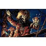 Monkey Island 2 (39inch x 24inch / 98cm x 60cm) Silk Print Poster - Seide Plakat - 3C4746