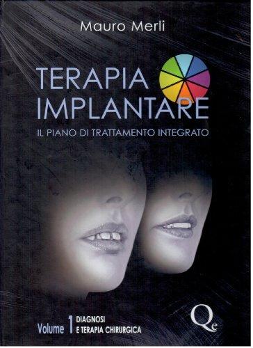 Terapia implantare. Con DVD-ROM