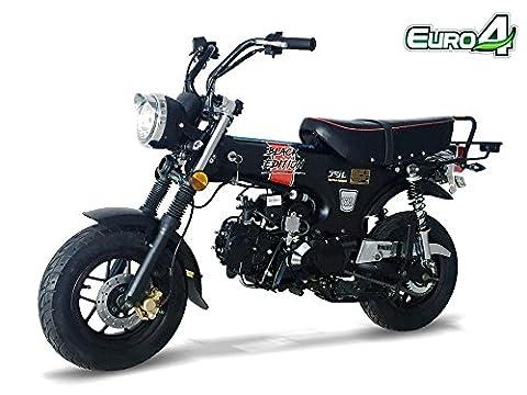 Mini Moto - DAX 125 - Black Edition - SKYTEAM