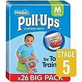 Huggies taille M couches Pull-Ups Boy économie 26par paquet